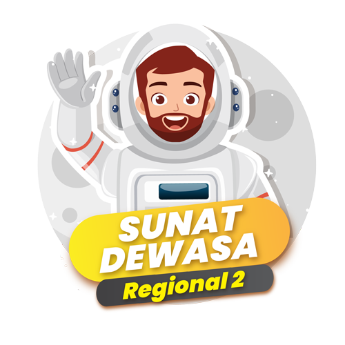 Sunat Dewasa - Zona 2